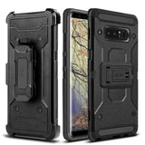 ZV Tough Armor Holster Galaxy Note 8 Case - Black