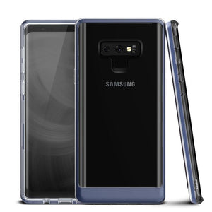 VRS Crystal Bumper Galaxy Note 9 Case - Purple