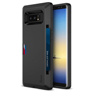 Trianium Walletium Series Galaxy Note 8 Wallet Case