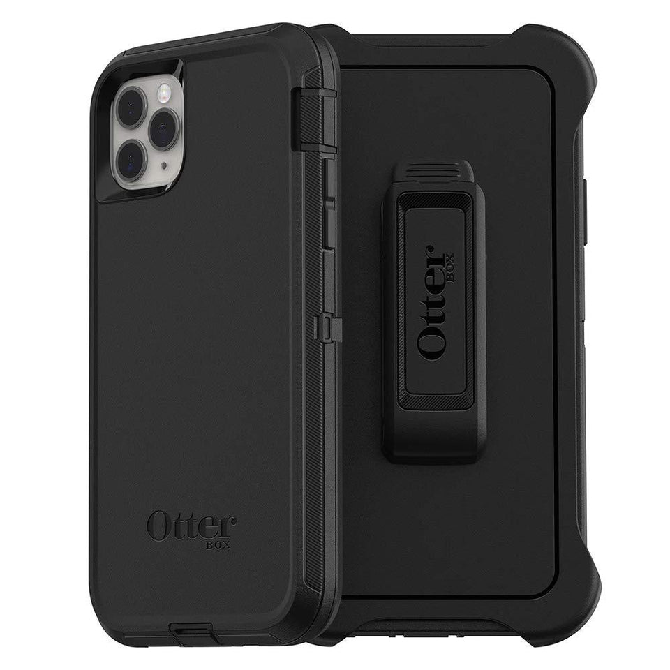 OtterBox Defender Series Case for iPhone 11 Pro - Black