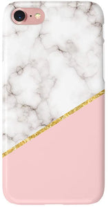 Vintage Marble IMD iPhone SE 2nd (2020) / iPhone 6/7/8 Case - W/G/P