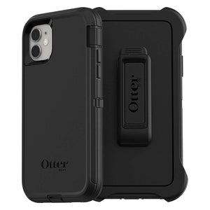 OtterBox Defender Series iPhone 11 Case w/ Holster - Black