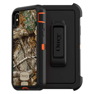 OtterBox Defender iPhone X / Xs Case Holster - Realtree Xtra Camo *OEM