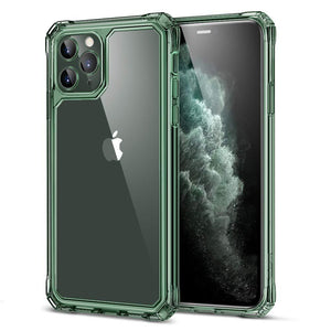 ESR Air Armor iPhone 11 Pro Case - Clear Dark Green