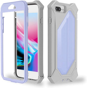Dual Armor Full Body iPhone 6s/6 Plus Case - Light Purple