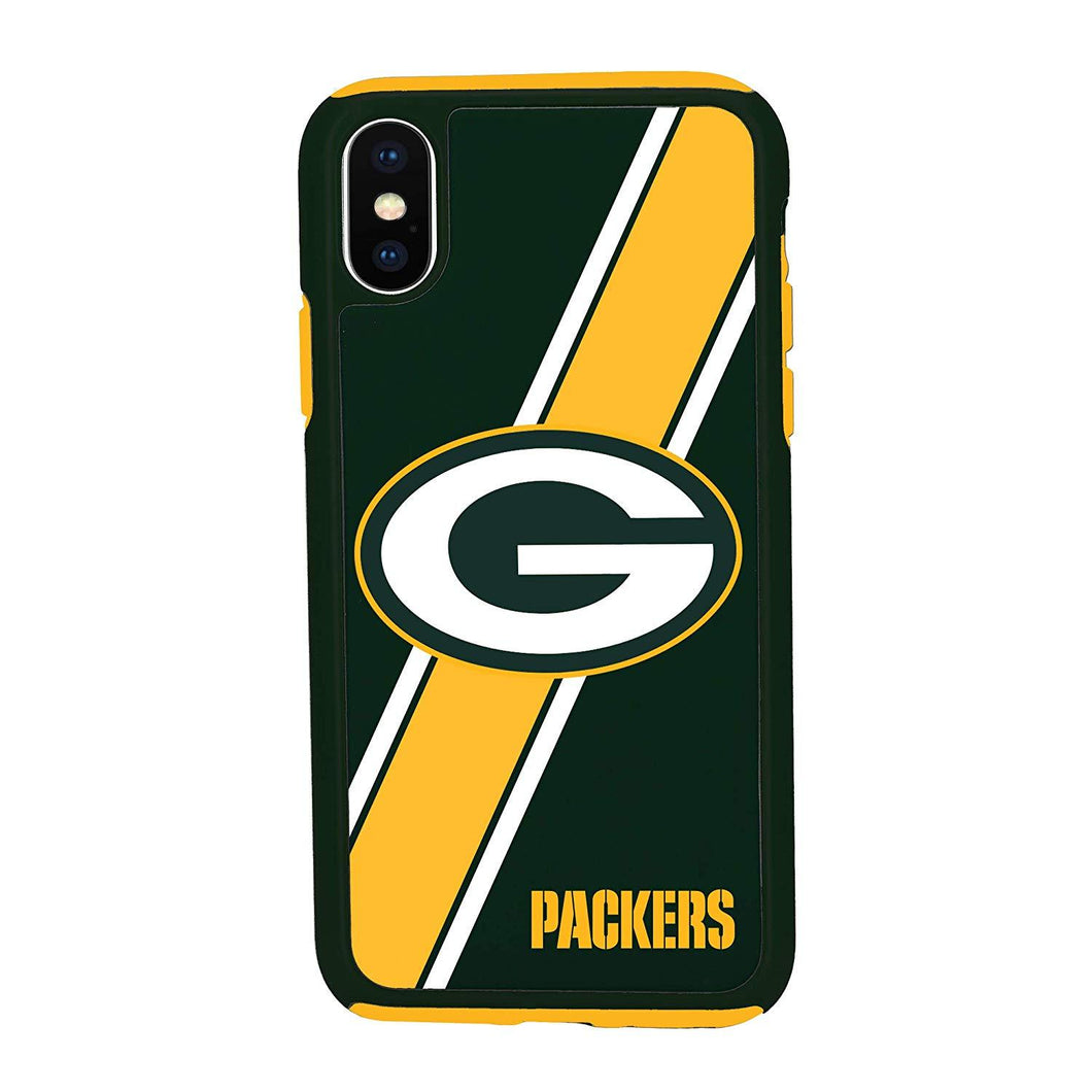 NFL LICENSED Apple iPhone XR Case - Green Bay Packers #2