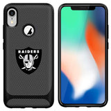 NFL LICENSED Apple iPhone XR Case - Oakland Raiders #3