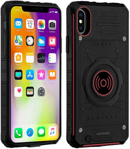 iPhone X/XS Extended Battery Rugged Shell Case 5000mAh