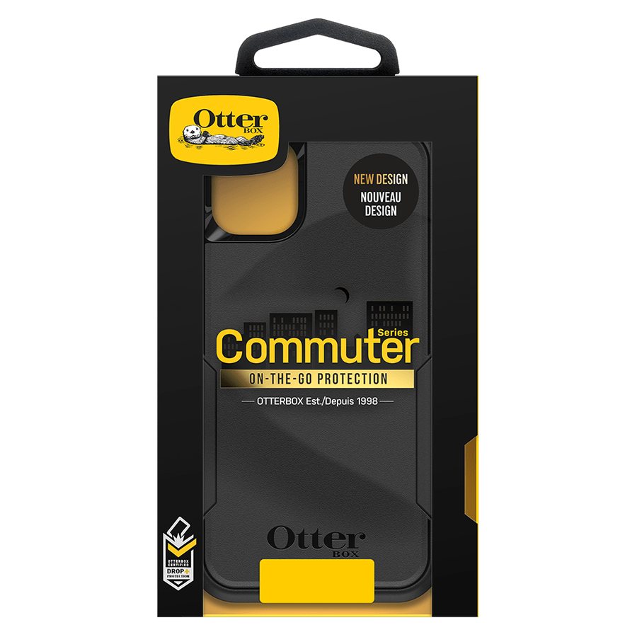 OtterBox Commuter Series Cover for iPhone 11 - Black