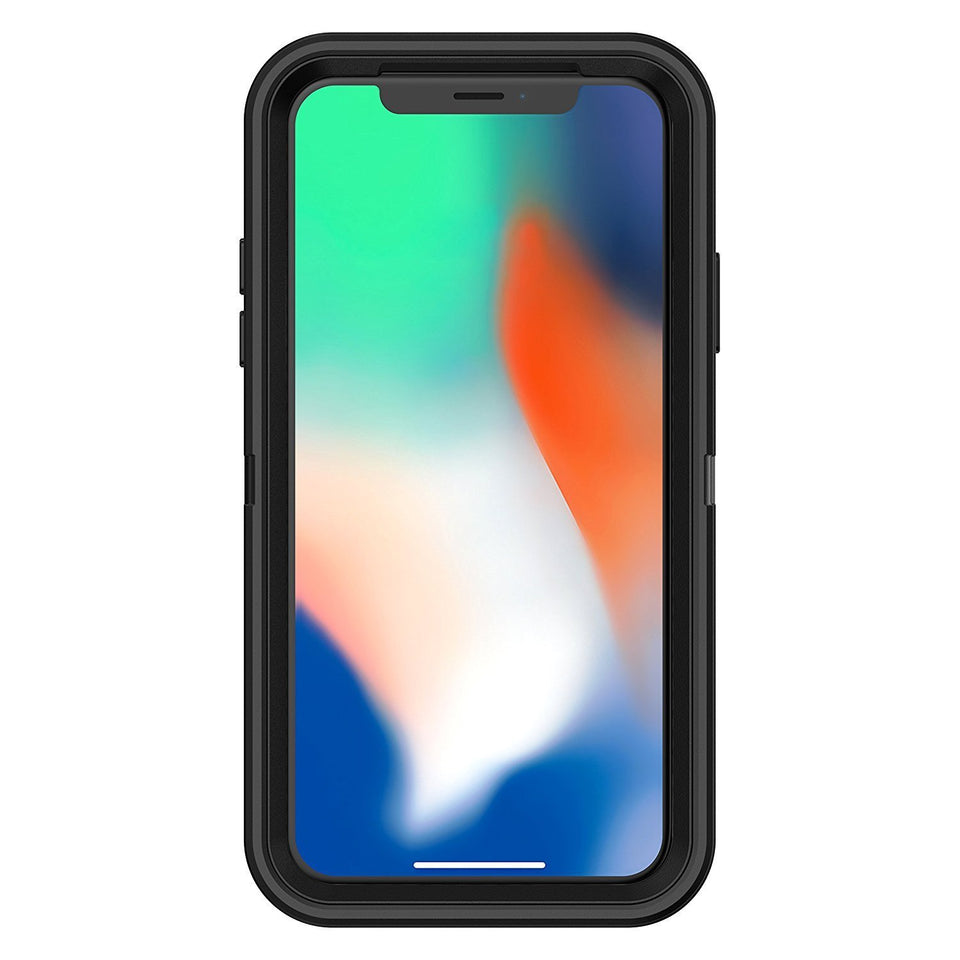 OtterBox Defender Series Case for iPhone X / XS - Black