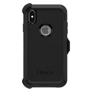 OtterBox Defender Case Holster for iPhone XS Max - Black