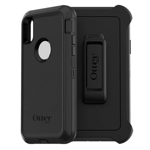 "OtterBox Defender Series Case for iPhone XS Max (6.5"") - Black"