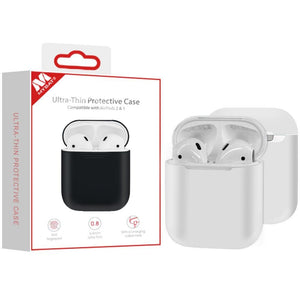 MYBAT AirPods Ultra Thin Protective Case - White