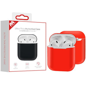 MYBAT AirPods Ultra Thin Protective Case - Red