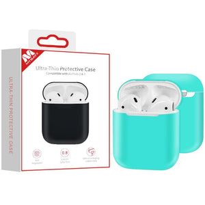 MYBAT AirPods Ultra Thin Protective Case - Teal Green