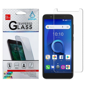 Screen Protector for Alcatel AVALON V / 1X EVOLVE - Tempered Glass