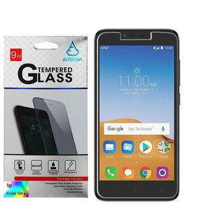 AIRIUM Tempered Glass Screen Protector for Alcatel TETRA