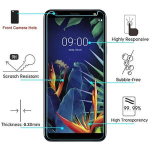 ASMYNA Screen Protector for LG K40 - Tempered Glass
