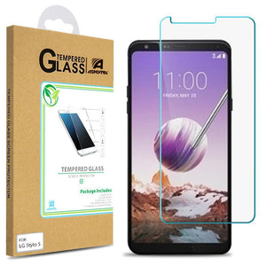 ASMYNA Tempered Glass Screen Protector for LG Stylo 5
