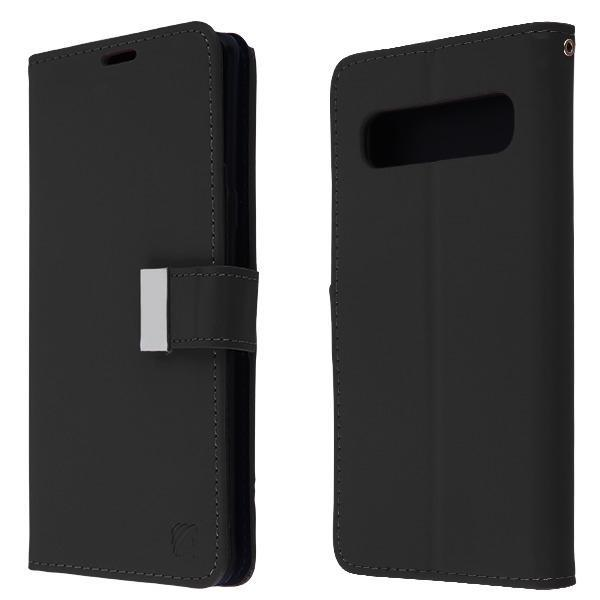 MyJacket Xtra Series Wallet Galaxy S10 5G Case - Black