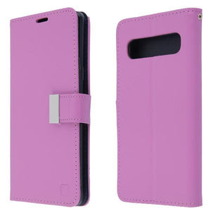 MyJacket Xtra Series Wallet Galaxy S10 5G Case - Purple