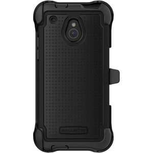 Ballistic HTC One Mini SG MAXX Case - Black / Black