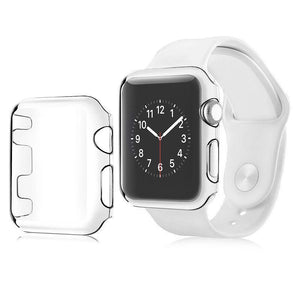 MPC Crystal Hard Snap-in Case for Apple Watch 38mm - Clear