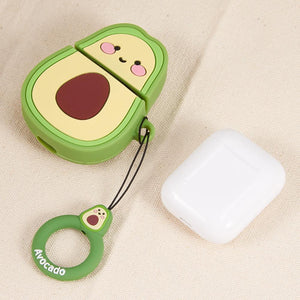 DW Funsie 3D Silicone AirPods 1st/2nd Case - Avocado