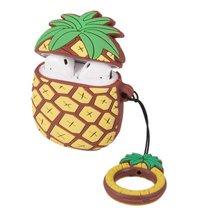 DW Funsie 3D Silicone AirPods 1st/2nd Case - Pineapple