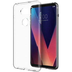 DW HQ Crystal Thin Fit LG V30 / V35 ThinQ Case - Clear