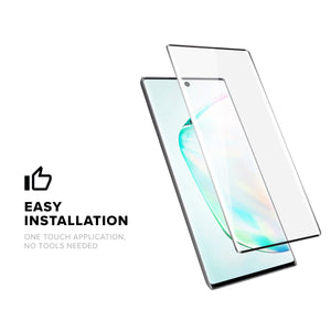 Zizo Galaxy Note 10 Screen Protector - Full Cover Tempered Glass