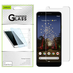AIRIUM Tempered Glass Screen Protector for Google Pixel 3a