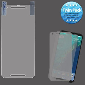 MYBAT Screen Protector for Google Pixel 2 - Clear (3-Pack)