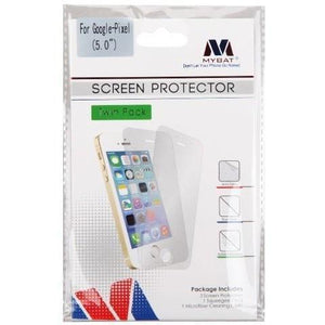 MYBAT Screen Protector for Google Pixel - Clear (Twin Pack)
