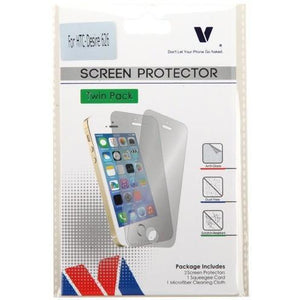 MYBAT Screen Protector for HTC Desire 626 - Clear (Twin Pack)