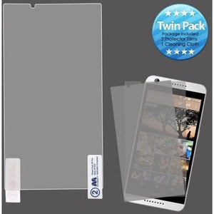 MYBAT Screen Protector for HTC Desire 530 - Clear (Twin Pack)