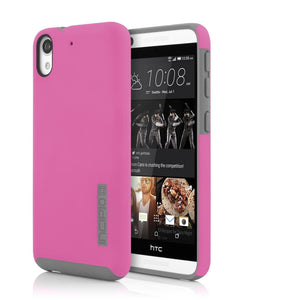 Incipio HTC Desire 626 Dual PRO Case - Pink / Grey
