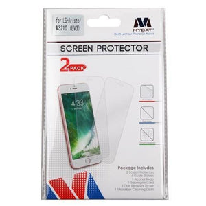 MYBAT Screen Protector for LG Aristo / Phoenix 3 - 2-Pack (Clear)