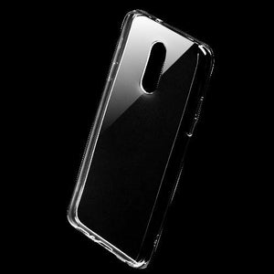 Ultra Slim Thin-Fit LG Q7 / Q7+ Plus Case - Transparent Clear