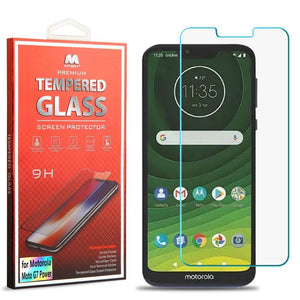 Screen Protector for Motorola Moto G7 Power / Supra Tempered Glass 2.5D
