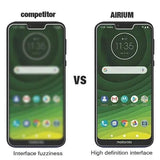 AIRIUM Screen Protector Motorola Moto G7 Power / Supra Tempered Glass