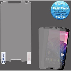 MYBAT Screen Protector for Google Nexus 6 - Clear (Twin Pack)