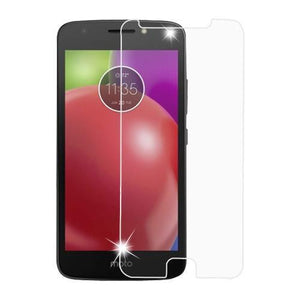 MYBAT Strong Adhesion Screen Protector for moto e4 - Tempered Glass