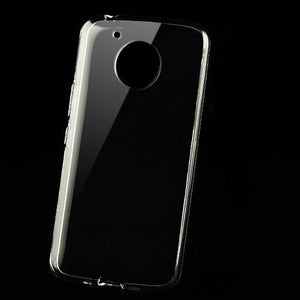 Crystal Candy Skin Moto E4 Plus Case - Transparent Clear