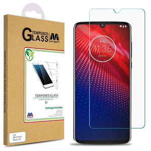 MYBAT Tempered Glass Screen Protector for Motorola moto z4