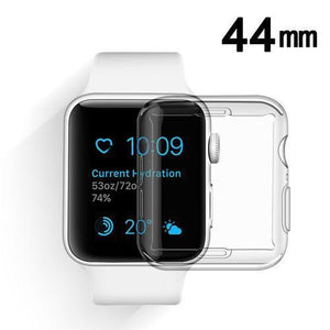 Candy Skin Cover Apple Watch 4 (44mm) - Transparent Clear