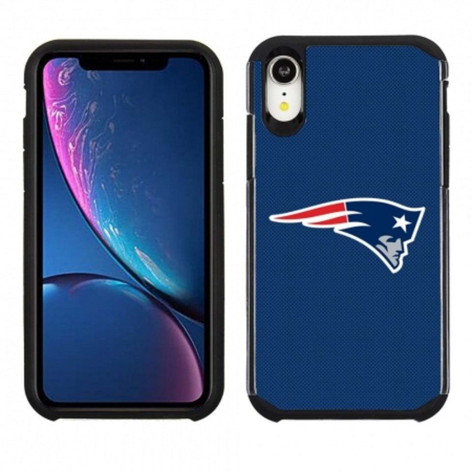 NFL LICENSED Apple iPhone XR Case - New England Patriots