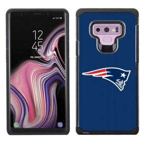 NFL Licensed Galaxy Note 9 Case - New England Patriots
