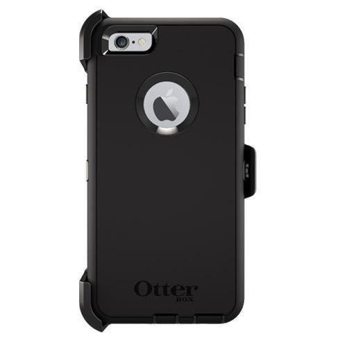 Otterbox Defender Series Case for iPhone 6/6s Plus w/ Holster - Black