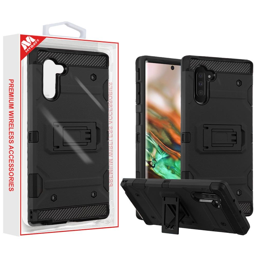 Storm Tank Hybrid Galaxy Note 10 Case - Black